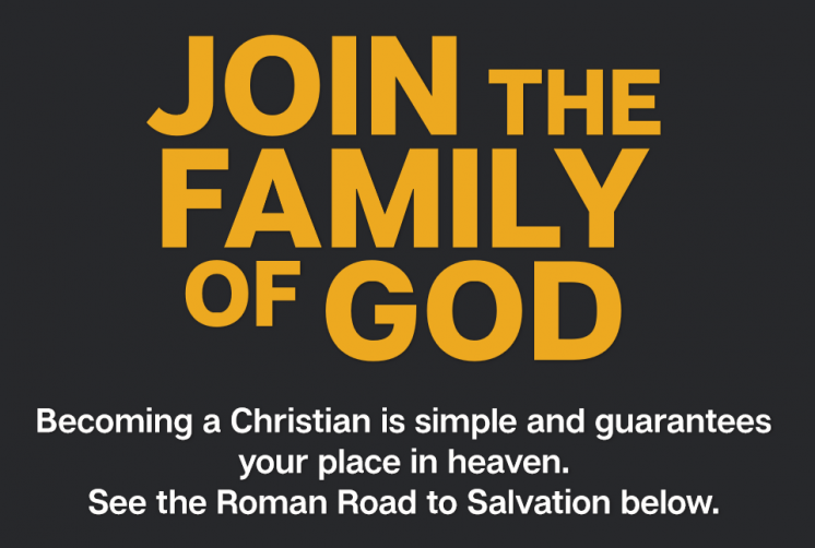Join the Family of God