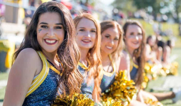 The ETBU community enjoys the 2018 Homecoming Festivities. The weekend was filled with events to build relationships between members of the Tiger Family.
