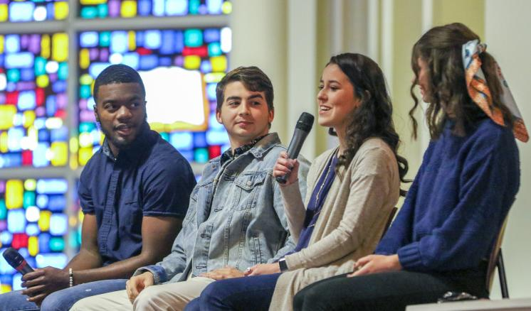 ETBU Tiger Day brings prospective students to the Hill