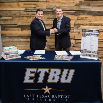East Texas Baptist University to offer dual enrollment courses at Grace Community School