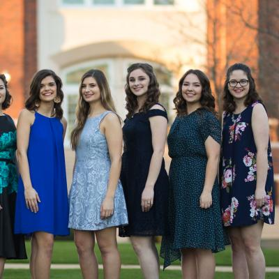 ETBU crowns senior Haley Harmening as Miss ETBU 2020