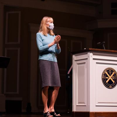 Texas Baptists guest speakers bring wisdom to students at ETBU