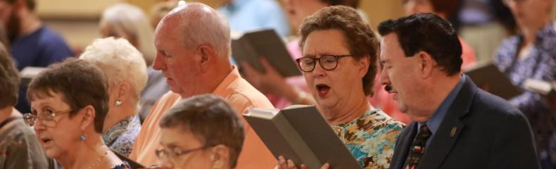 ETBU celebrated generations of faith at 2018 Great East Texas Hymn Sing