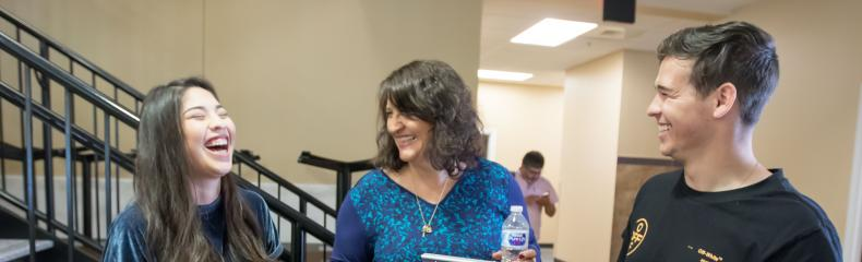 ETBU Hosts Hispanic Education Fair