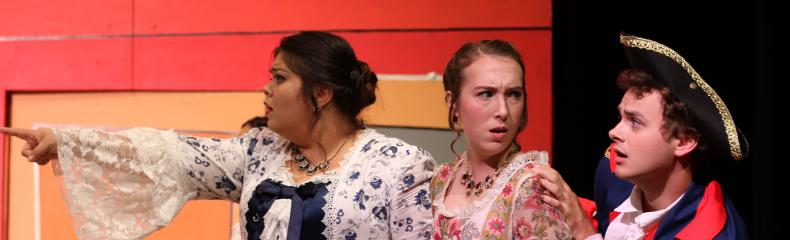 ETBU commences 2019-2020 theatre season with Shakespeare's Comedy of Errors
