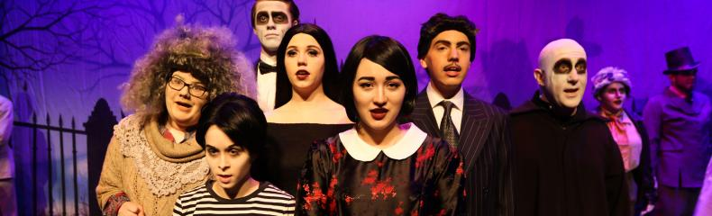 The Addams Family helps ETBU music and theatre embrace the darkness